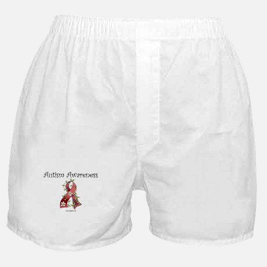 Autism Awareness Boxer Shorts