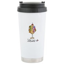 Scrapbooking Nut Travel Mug