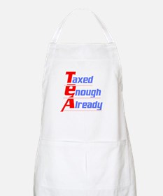 Taxed Enough Already Apron