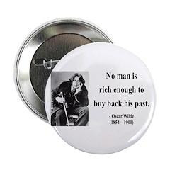 """Oscar Wilde 20 2.25"""" Button (100 pack)"""