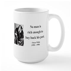 Oscar Wilde 20 Large Mug