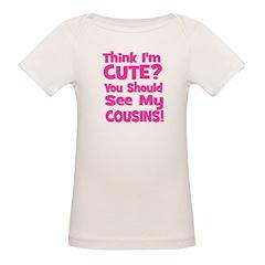 Think I'm Cute? CousinS (Plur Tee