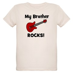 My Brother Rocks! (guitar) T-Shirt