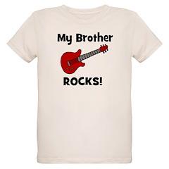My Brother Rocks! (guitar) T-Shirt