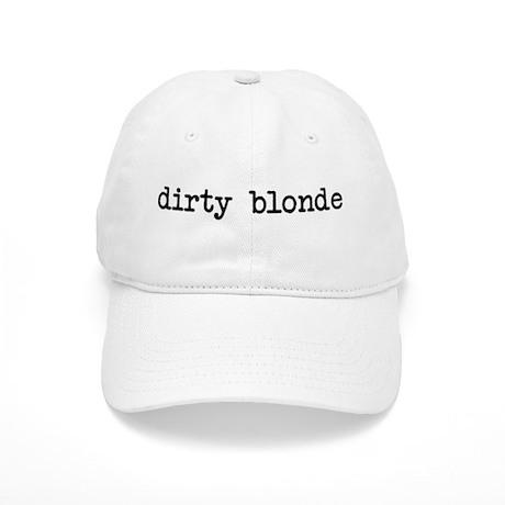 dirty blonde Cap