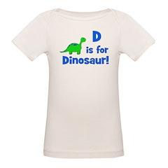 D is for Dinosaur! Tee