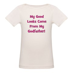 Good Looks from Godfather - P Tee