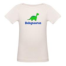 Babysaurus dinosaur Tee