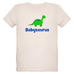 Babysaurus dinosaur T-Shirt