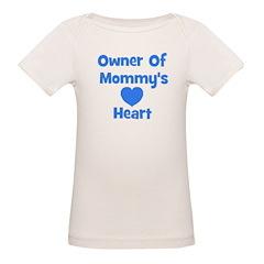 Ownder of Mommy's Heart Tee