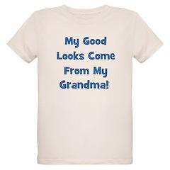 Good Looks from Grandma - Blu T-Shirt