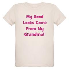 Good Looks from Grandma - Pin T-Shirt