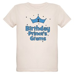 1st Birthday Prince's Grams! T-Shirt