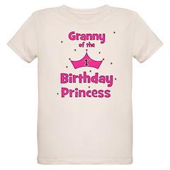 Granny of the 1st Birthday Pr T-Shirt