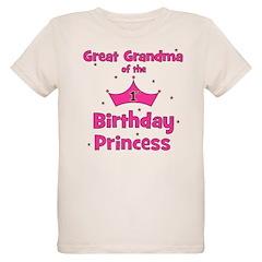 Great Grandma 1st Birthday Pr T-Shirt