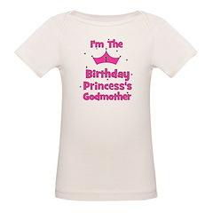 1st Birthday Princess's Godmo Tee