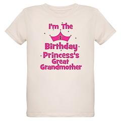 1st Birthday Princess's Great T-Shirt