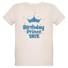 1st Birthday Prince Tate! T-Shirt