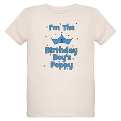 1st Birthday Boy's Poppy! T-Shirt