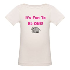 It's Fun To Be One! Elephant Tee