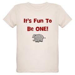 It's Fun To Be One! w/ Elepha T-Shirt