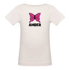 Butterfly - Amber Tee
