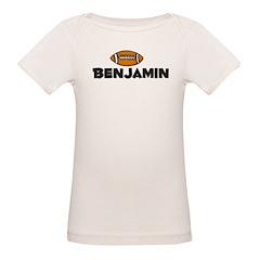 Benjamin - Football Tee