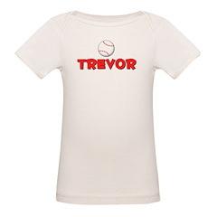 Trevor Baseball Tee