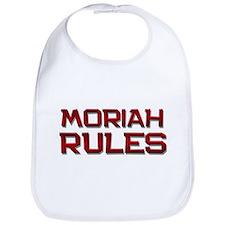 moriah rules Bib