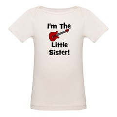I'm The Little Sister (guitar Tee