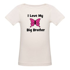 Love My Big Brother (butterfl Tee