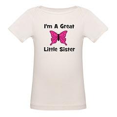 Great Little Sister (butterfl Tee