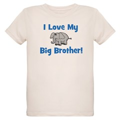 Love My Big Brother (elephant T-Shirt