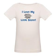 Love My Little Sister (elepha Tee