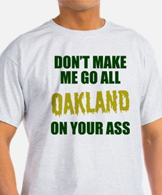 Oakland Baseball T-Shirt
