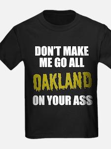 Oakland Baseball T