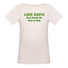 Love Earth Good Planets Hard Tee