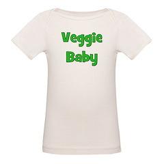 Veggie Baby Green Organic Baby T-Shirt