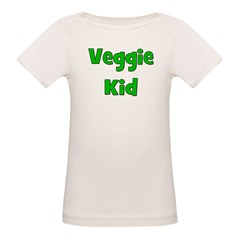Veggie Kid - Green Tee