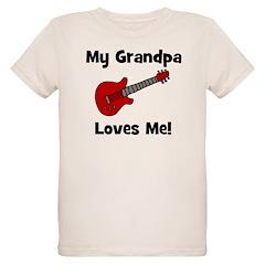 My Grandpa Loves Me! w/guitar T-Shirt