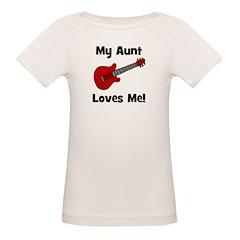 My Aunt Loves Me! w/guitar Tee