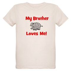 My Brother Loves Me! w/elepha T-Shirt