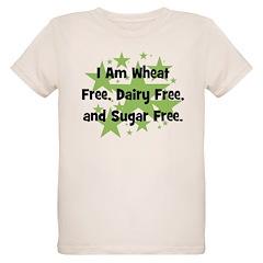 Dairy, Wheat, & Sugar Free T-Shirt