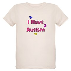 I Have Autism (pink) T-Shirt
