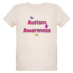 Autism Awareness (pink) T-Shirt