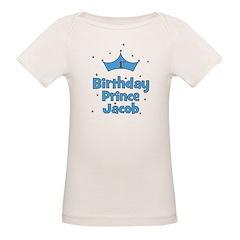1st Birthday Prince Jacob! Tee
