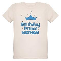 Birthday Prince Nathan! T-Shirt