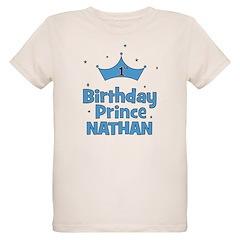 1st Birthday Prince Nathan! T-Shirt