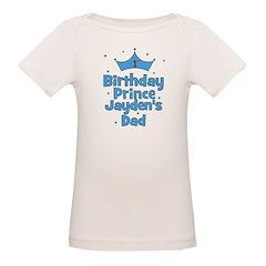 1st Birthday Prince Jayden's Tee