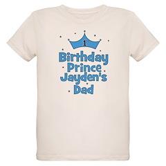 1st Birthday Prince Jayden's T-Shirt